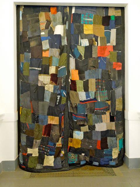 Franciszek Orlowski. Doorway Curtain.